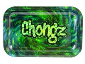Balící podložka Chongz Swirl Leaf Medium