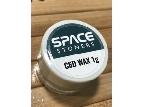 Space Stoners CBD Extract Wax 78 % 1 G