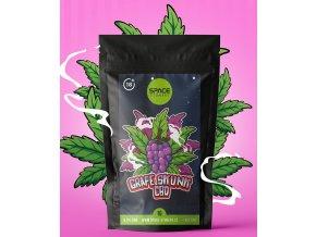 CBD Weed Space Stoners Grape Skunk CBD 8,2 % 10 G