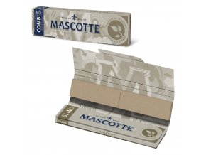 Mascotte Papers Hemp Connoisseur Pack Tips