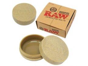 Plastová Hemp dóza Raw Papers Magnetic Stash