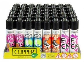 Zapalovač CLIPPER ® CP11RH Fashion