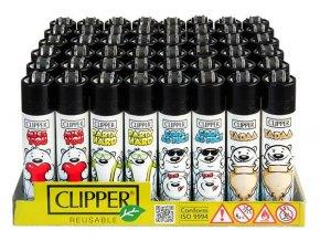Zapalovač CLIPPER ® CP11RH Polar Bears