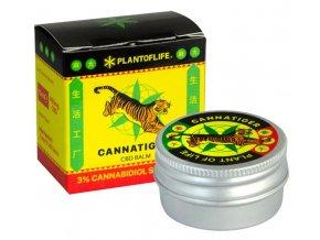 CBD Tiger Balm CBD Plant of Life 3%