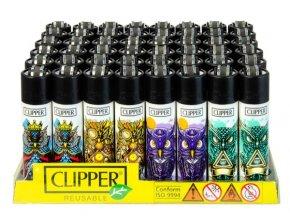 Zapalovač CLIPPER ® CP11RH OWLS #2