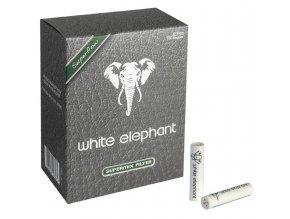 Uhlíkové filtry White Elephant 9 mm 200 Bag