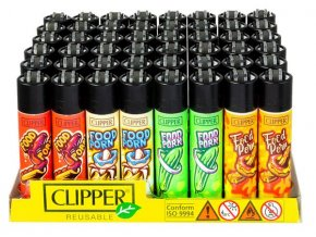 Zapalovač CLIPPER ® CP11RH Food Porn
