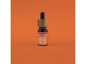 Dobrá Tráva CBD Olej Celospektrový 5 % 10 ml