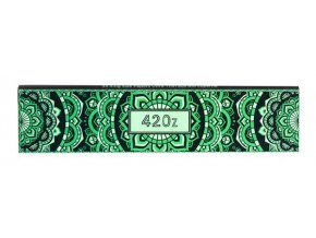 420z Papers Ultra Thin Green King Size