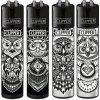 Zapalovač CLIPPER ® CP11RH OWLS Black