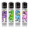 Zapalovač CLIPPER ® CP11RH KITSCH DINOS