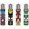 Zapalovač CLIPPER ® CP11RH SuperDogz