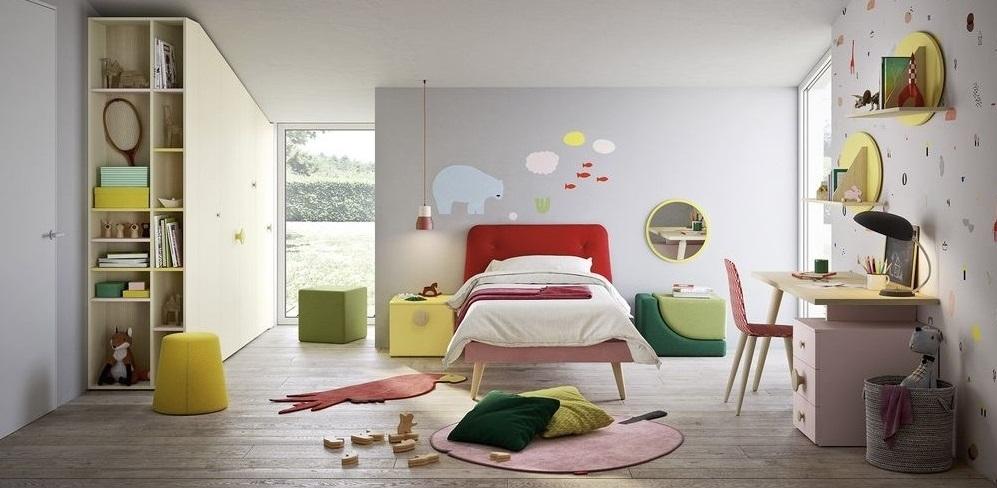 Dětské pokoje Nidi
