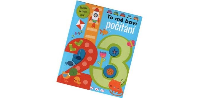 Knihy pro děti ve věku 4 - 6 let