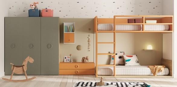 Dětské pokoje Lagrama
