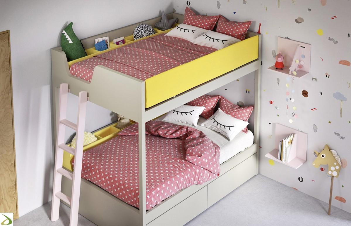 Dětské postele a palandy
