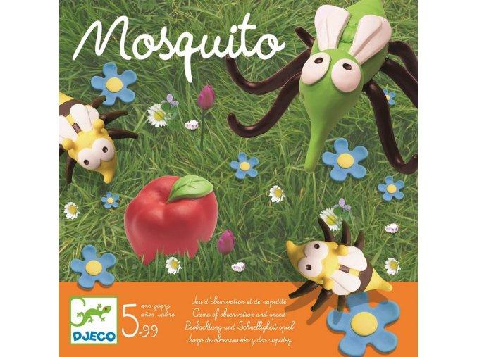 Karetní společenská hra - Mosquito