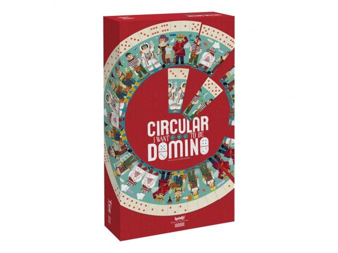 Kruhové domino - 28 dílků