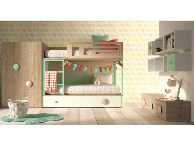dětský pokoj Lagrama