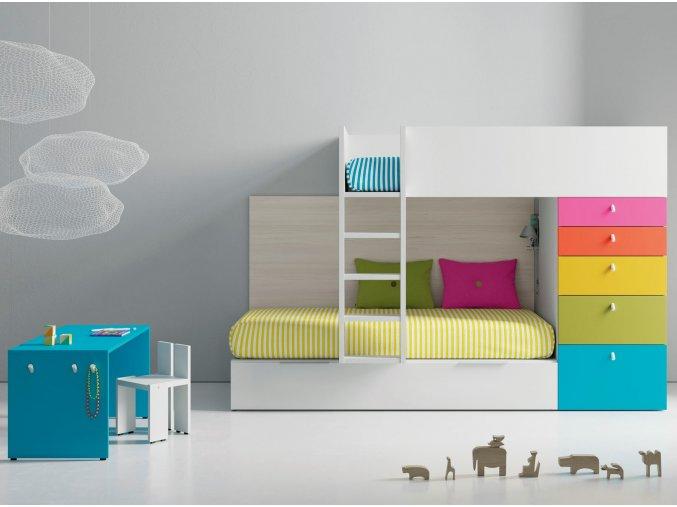 dětská palanda- kvalitní dětský nábytek