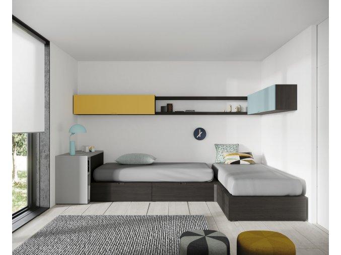 Infinity 2 - Studentský pokoj 21