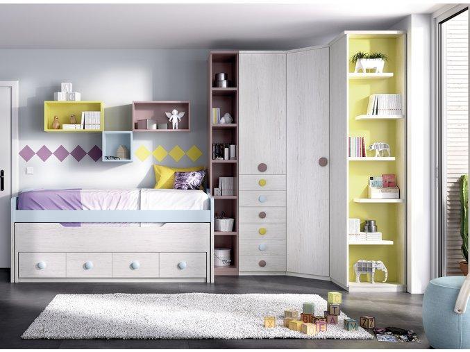 dětský pokoj  H117 W