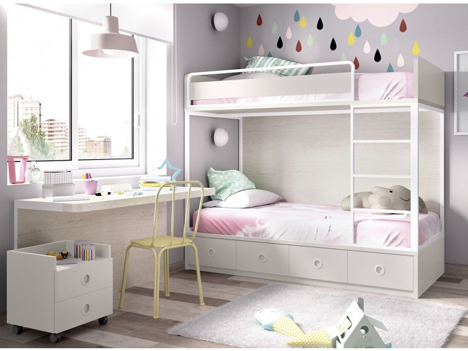 dětský pokoj H308 Gris W