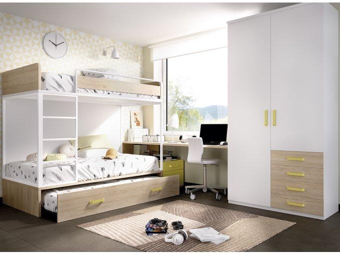 dětský pokoj H309 W