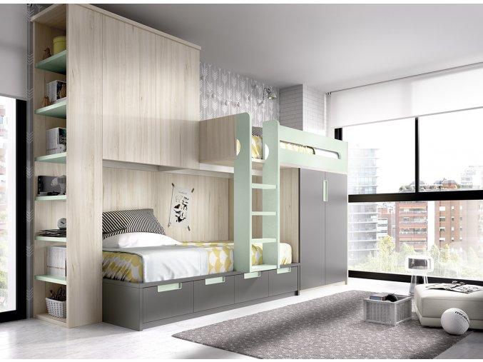dětský pokoj H315 W