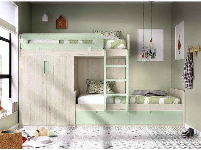 dětský pokoj H318 W