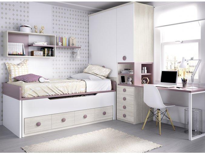 dětský pokoj  H123 W