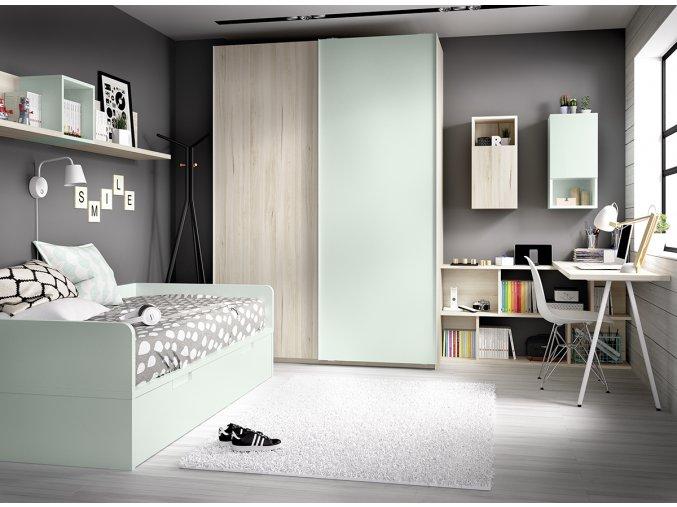 studentský pokoj H210 W