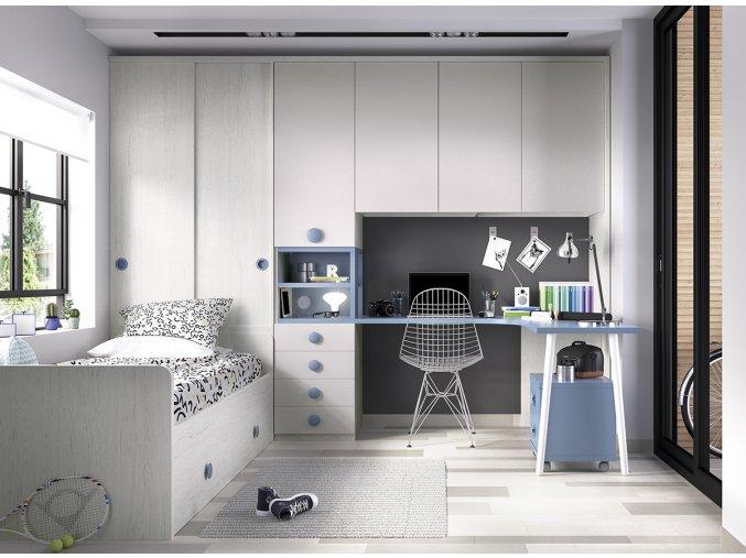 studentský pokoj  H211 W