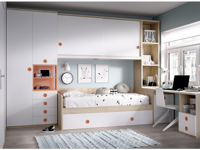 studentský pokoj H217 W