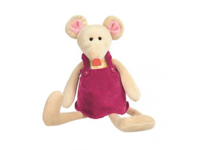 hrací myška valentina
