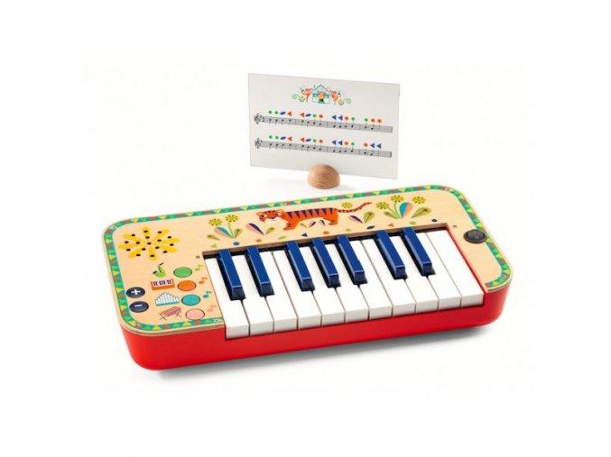 djeco animambo synthesizer dj06023