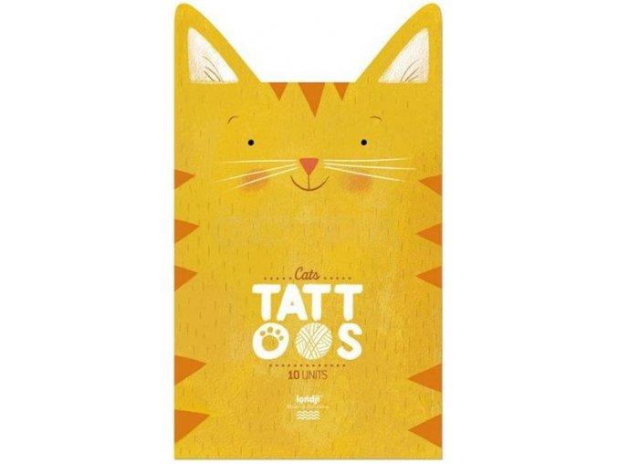 tattoo kočka1