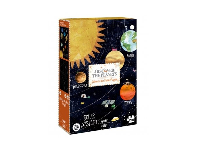 discover the planets puzzle