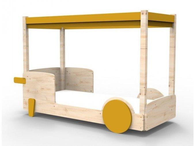 dětská postel mathy by bols discovery3