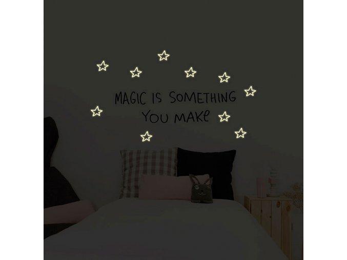 magic is something you make 1
