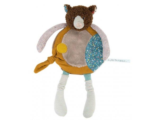 MR665027 muchlací medvídek