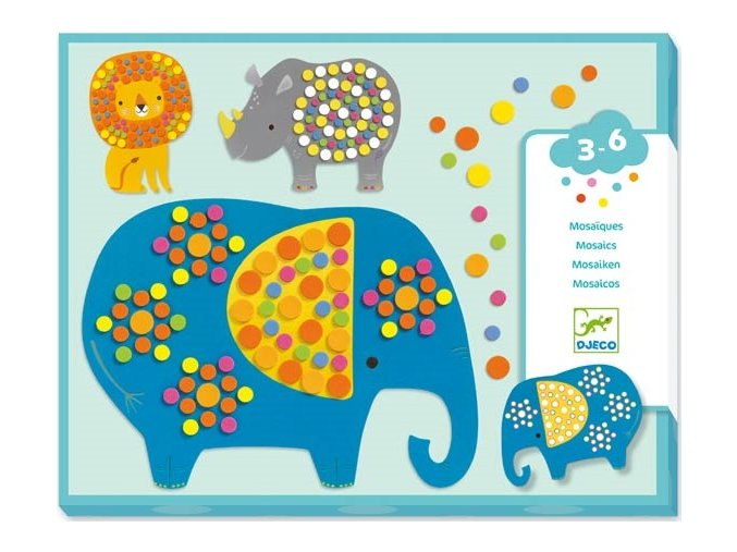 DJ09097 mozaikové tvoření 1