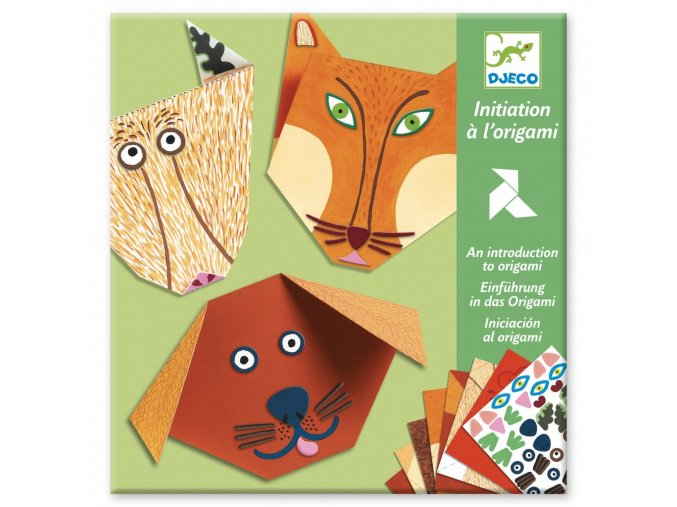 Origami Zvířátka