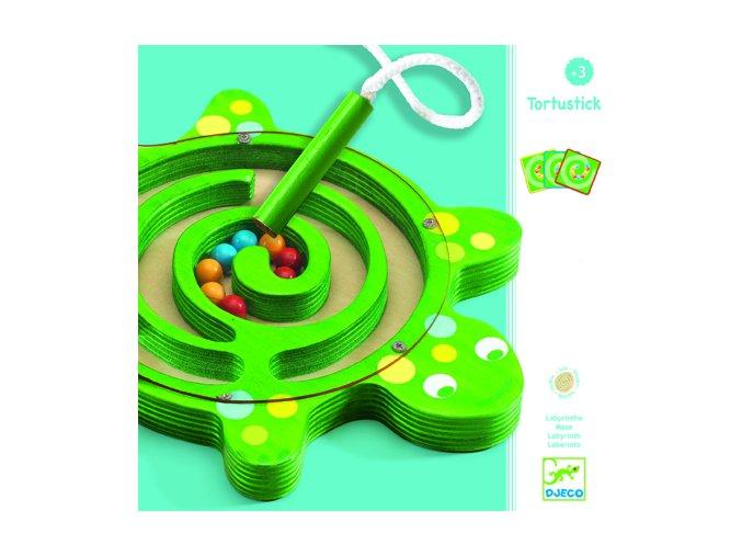 Magnetická hra Tortustick, 3+