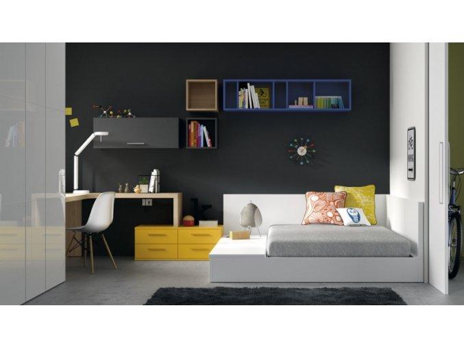 Infinity - Studentský pokoj 38