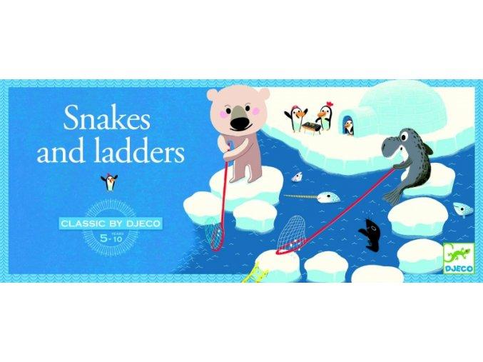 Hadi a žebříky