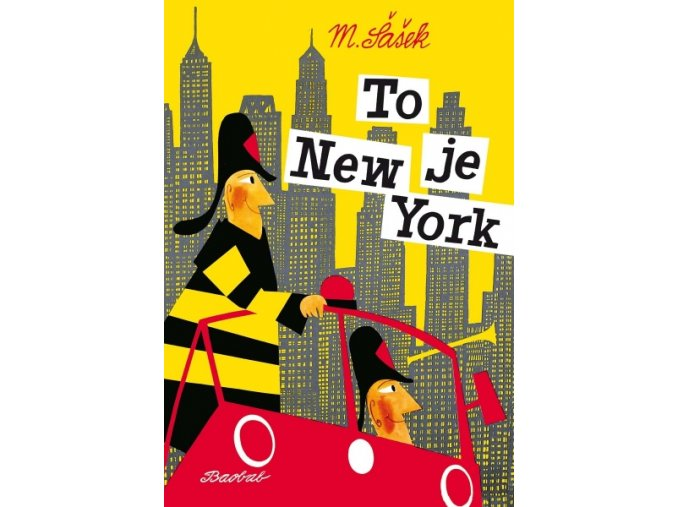 To je New York - M. Šašek