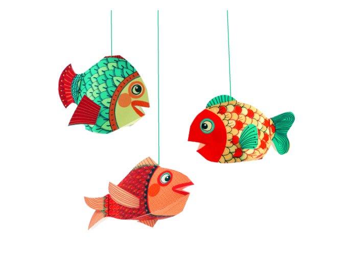 Závěsná dekorace - Rybičky