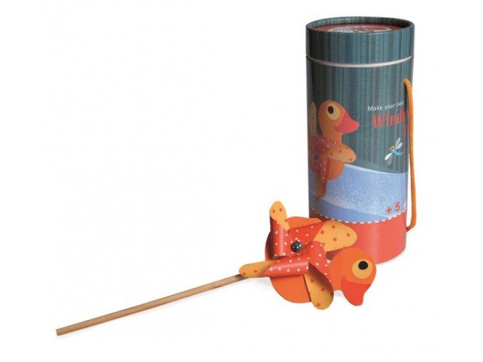 Kreativní set - Vyrob si větrník