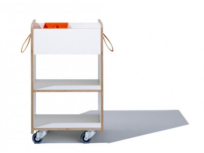 Úložný konteiner na kolečkách Fixx